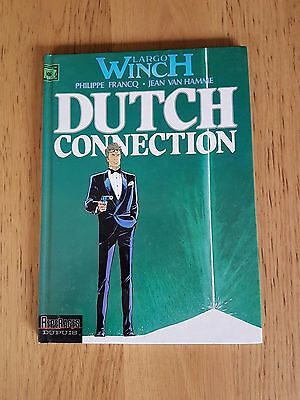 EO Largo Winch Dutch connection Dupuis 1995