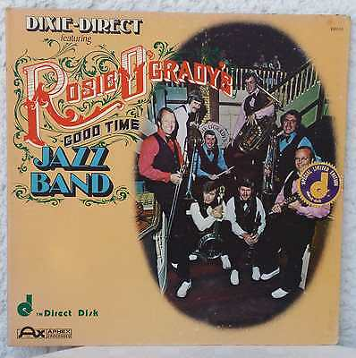 ROSIE O'GRADY'S Good Time Jazz Band – Dixie-Direct   DIRECT TO DISC
