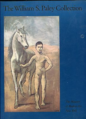 The William S. Paley Collection. 1978 Softcover. Museum of Modern Art, NY City