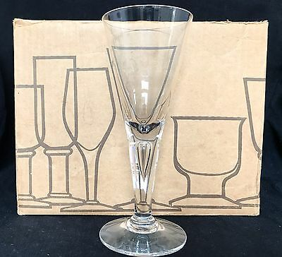 DARTINGTON 'SHARON' WINE GLASSES by FRANK THROWER Set of 5 in Original Box