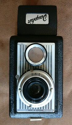 Appareil photo Dauphin Franerex made in Holland (Old Camera)
