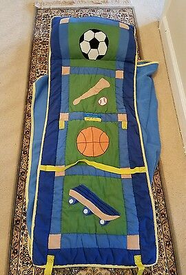 Nap N Go Kids Sports Theme Nap Roll