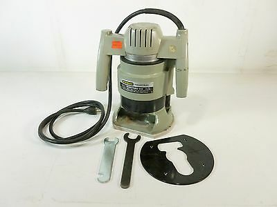 Stanley Bosch Industrial Production Plunge Router 3-1/4 hp 90303 22,000 rpm