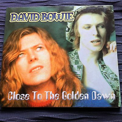 David Bowie - Close To The Golden Dawn - Aylesbury Live - Cd - Megarare
