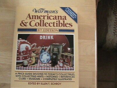 Warman's Americana and Collectibles 8th edition