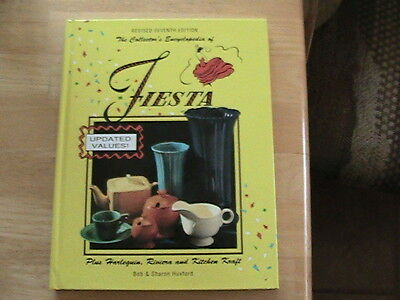 The Collector's Encyclopedia of Fiesta revised seventh edition