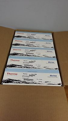 Thermo Scientific Matrix 1.4 mL Empty Snap Racks for 2D Tubes, Cat# 4893