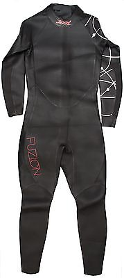 Zoot Men Fusion FS Full Triathlon Multisport Neoprene Wetsuit WetZoot Medium NEW