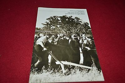 John Deere 150 Years Of Contributions To Agriculture Dealers Brochure DCPA8