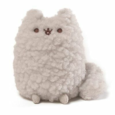 Gund New Pusheen * Stormy * 4.5 Inch Plush Kitten Cat Kitty Stuffed Animal Toy