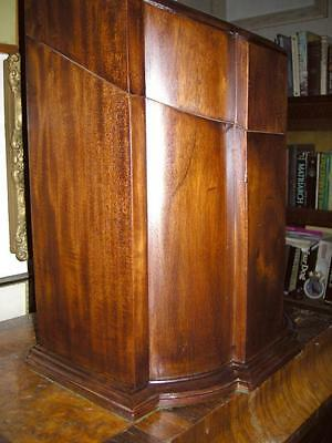 Fabulous Larger George III Large Knife Box in Mahogany