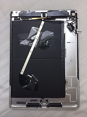 Genuine Apple iPad Air 2 Back Housing Includes Buttons, Cameras battery etc