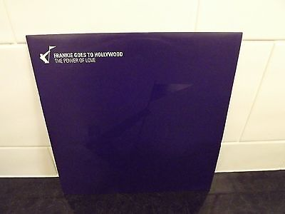 "Frankie Goes to Hollywood - The Power of Love (trance mix) 12"" vinyl single"