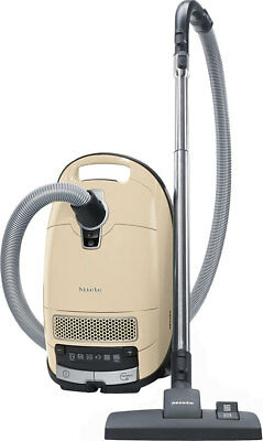 NEW Miele - Complete C3 PowerLine Vacuum Cleaner - Ivory White from Bing Lee