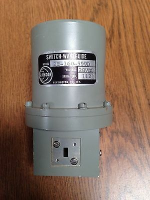 Switch Waveguide Model 28-160-599D