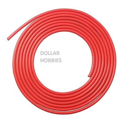 300mm Red + 300mm Black High Quality 10AWG Silicone Flex Wire