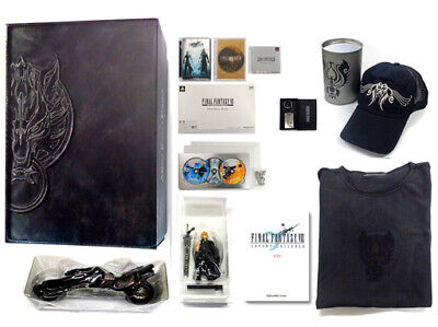 Final Fantasy VII Advent Children Advent Pieces Limited Box From Japan EMS
