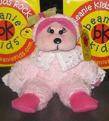 Beanie Kids - Mini Bubby The Baby Bear, Limited Edition **brand New**