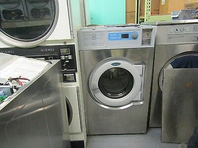 Refurbished Wascomat  Washer W640CC 208-240v-1ph