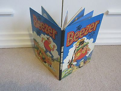 THE BEEZER BOOK/ANNUAL 1979-D.C THOMPSON-BEANO/DANDY-RARE-Unclipped