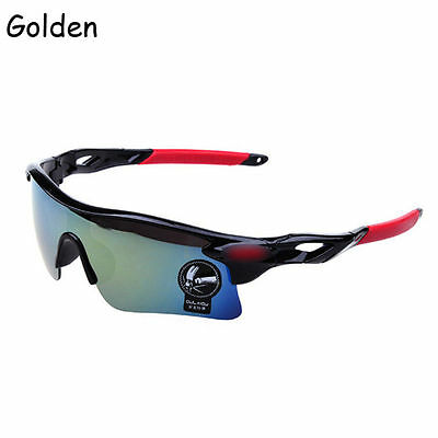 Men's New Sunglasses Driving Cycling Glasses Outdoor Sports Eyewear Glasses f8