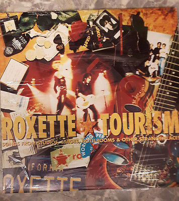 LP ROXETTE TOURISM Songs from studios, stages...1991-92 nuovo e SIGILLATO
