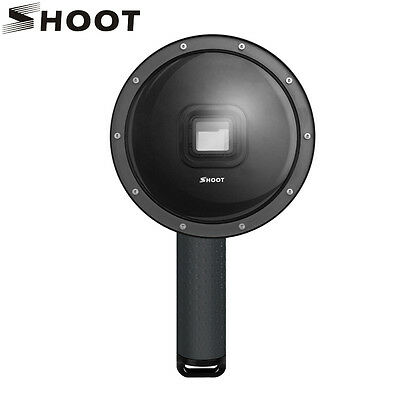 6'' Dome Port Lens Diving Camera Cover Mask Underwater Shell f GoPro Hero 5/6
