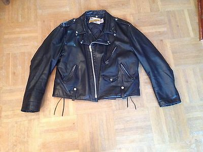 Perfecto By Schott Made In Usa Taille 48 Vintage Blouson