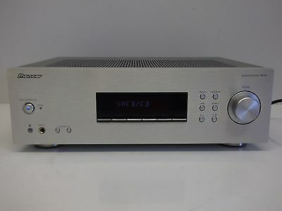 Pioneer SX-20-S Silver Stereo Receiver with FM/AM Tuner and Phono