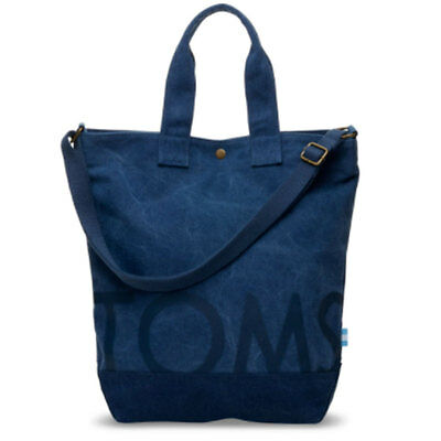 Toms Compass Tote Unisex Bags Navy