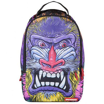 Sprayground Jungle Beast Unisex Bags Multicolour