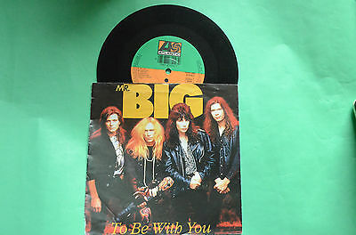 Mr. Big, 'To Be With You' vinyl single