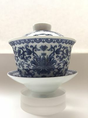 Chinese Antique Tea Gaiwan Cup