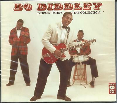 Bo Diddley - Diddley Daddy - Collection - Best Of / Greatest Hits 2CD NEW/SEALED