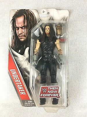 WWE Undertaker Then Now Forever Mattel Wrestling 6 Inches Action Figure