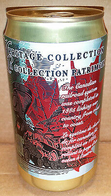 Heritage Collection Canadian Railroad System 1885 12 oz. Canada Dry Can