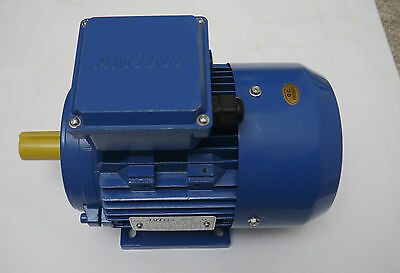 Electric Motor 3 phase 1.1kW - foot mounted