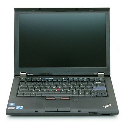 Cheap Lenovo T410 Laptop 14.1 Intel Core i5 2.4Ghz 4GB Wireles Window 10 Office_