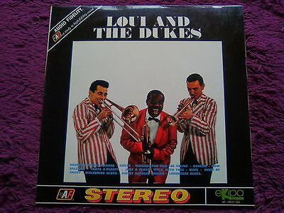 Louie And The Dukes , Vinyl, LP, 1970 , Spain , AF-9001-GS