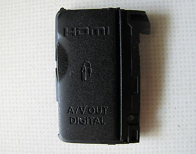 Canon Powershot G12 Genuine Original Av Hdmi Door Part