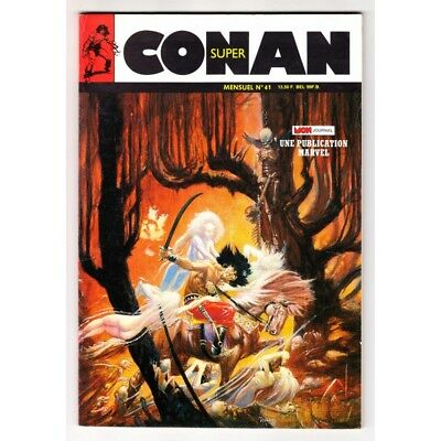 Conan Super (Mon Journal) N° 41 - Comics Marvel