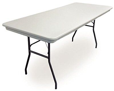 McCourt Commercialite Plastic Folding Table30in Height Standard 4ft x 30in,