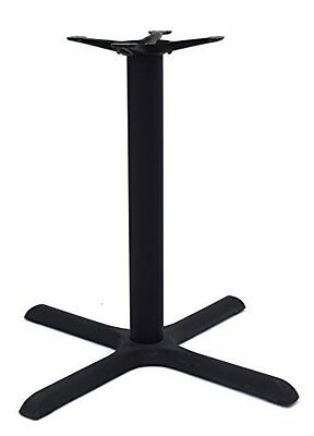 Regency Seating Cain X-Base for 30in Table Tops, New