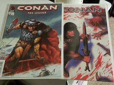 Conan (Dark Horse) Lot - Complete Series Set w/#s 0, 1-50, 2004