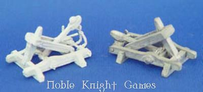 RAFM Historical Mini 25mm Small Catapults - Onager Pack MINT