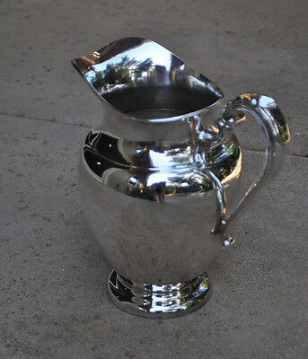 Cheshire Silverplate Pitcher 820