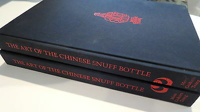 The Art of the Chinese Snuff Bottle HUGH MOSS J & J Collection 1993