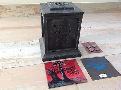 Danzig  Deth Red Sabaoth  Limited edition numbered CD box set  Misfits Samhain