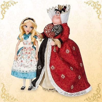 Disney Fairytale Designer Collection Limited Edition - Alice & The Queen