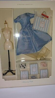 Barbie Silkstone Accessory Pack Fashion Model 2001 NRFB